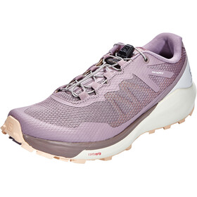 Salomon Sense Ride 3 Scarpe Donna, quail/vanilla ice/bellini